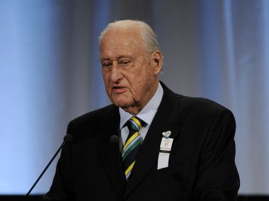 Joao Havelange, the man who transformed Fifa into a million-dollar business dies at 100