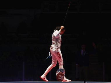 Rio Olympics 2016: Tunisian fencer Ines Boubakri dedicates historic medal to Arab women