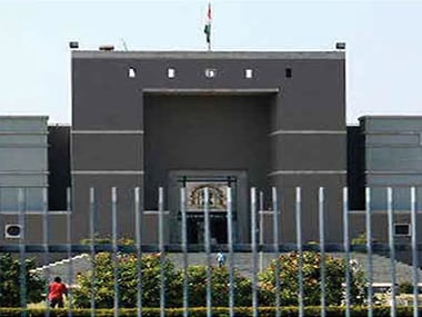 File image of Gujarat high court. PTI