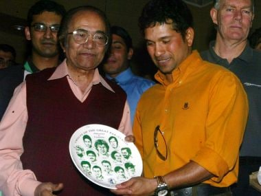 Former Pakistan cricketer Hanif Mohammad hospitalised after respiratory problems