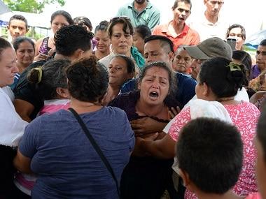 Deaths turn Honduran migrants American dream into nightmare