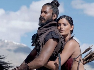 Saiyami Kher on Mirziya co-star: Harshvardhan is chilled out, we have a lot in common