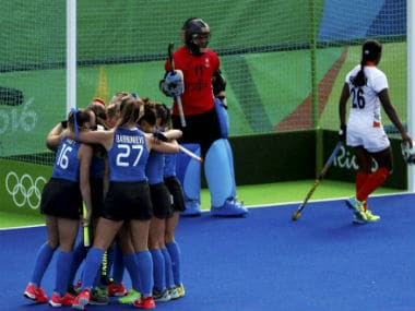 Rio Olympics 2016 Hockey: India women end tournament with humiliating loss to Argentina