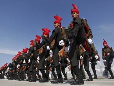 Representational image of Indian Army. Reuters