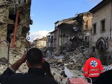 Italy earthquake: Hopes of finding more survivors wane