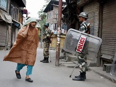 Kashmir unrest: Curfew continues as FIR is lodged for the alleged murder of a teacher