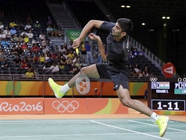 Kidambi Srikanth happy with aggressive performance in Rio Olympics 2016 quarter-final loss
