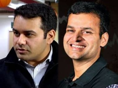 At Rs 46.5 cr, Snapdeal's Kunal Bahl, Rohit Bansal top paid unicorn execs in FY15
