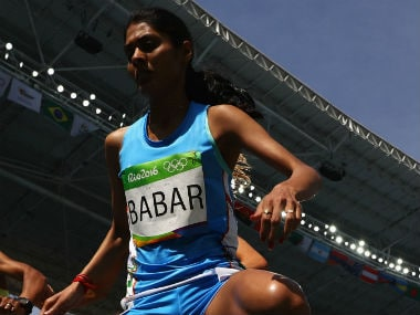 Rio Olympics 2016: Lalita Babar says transition from marathon to steeplechase was difficult