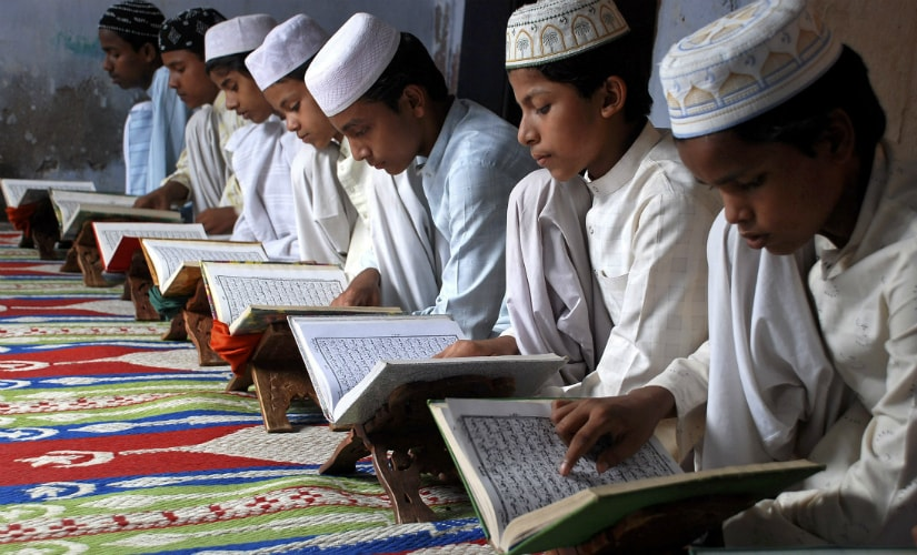 Representational image of a madrassa (Muslim education) in New Delhi. Reuters