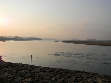 File photo of Mahanadi river. Wikimedia Commons