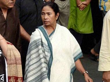 West Bengal CM Mamata Banerjee. PTI
