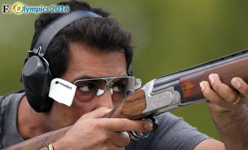 File photo of Manavjit Singh Sandhu. Image credit: AFP