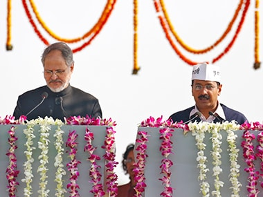 In the process of overturning illegal decisions taken by AAP govt, says Najeeb Jung