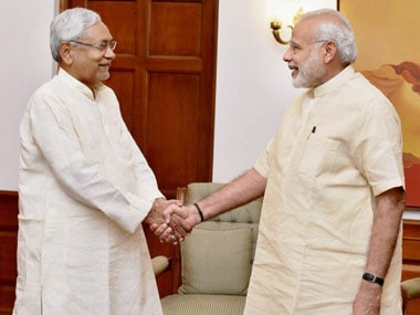 Modi-Nitish thaw: How Kosi floods set them apart but a raging Ganga broke the ice