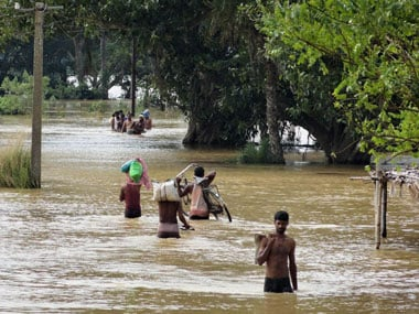 Odisha floods: State likely to escape a major disaster as water level falls in rivers