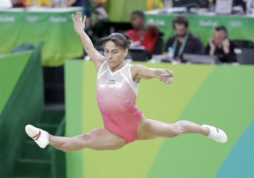 Rio Olympics 2016: Oksana Chusovitina, 41-year-old gymnast proving age is just a number