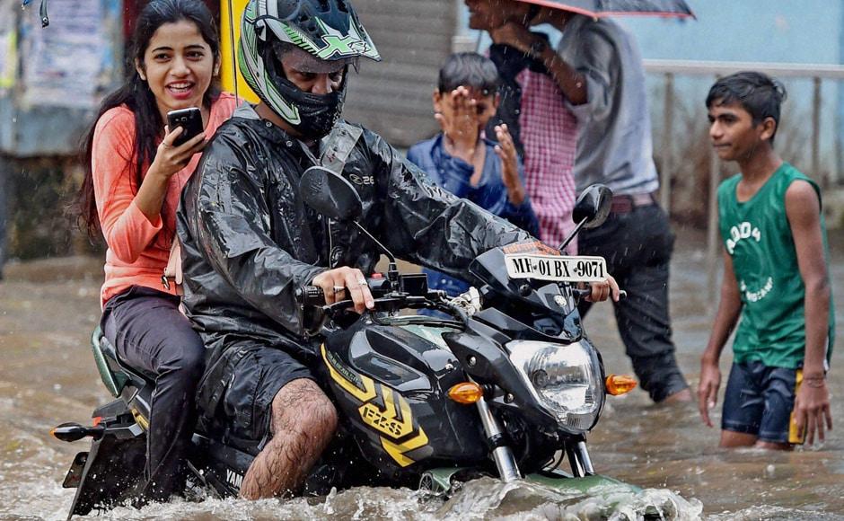 The IMD has forecast very heavy rains over Mumbai and coastal Konkan region over the next 48 hours. PTI