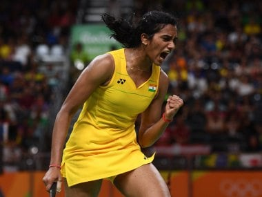 PV Sindhus transformation at Rio Olympics a result of her aggression, mental strength