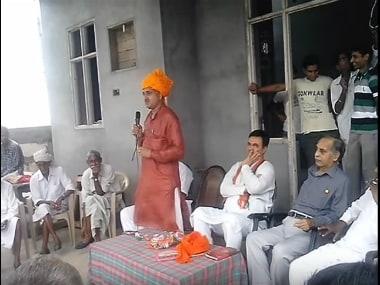 File photo of BJP MLA Pawan Kumar Saini. YouTube