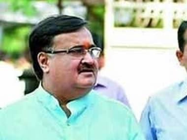File image of Prakash Mehta. PTI