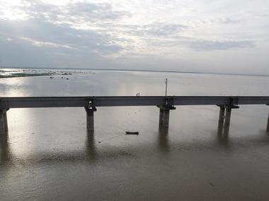River Ganga. Reuters