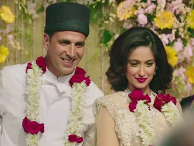 Rustom fails to impress with content; tacky, unintentional parody say reviewers