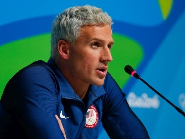 Olympics 2016: Swimmer Ryan Lochte apologises for Rio robbery scandal