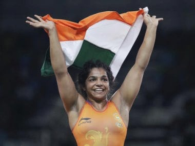 Sakshi Malik to be Indias flag bearer at Rio Olympics 2016 closing ceremony