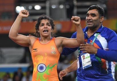 Sakshi Malik to receive rewards worth Rs 3.5 crore after winning bronze at Rio Olympics 2016