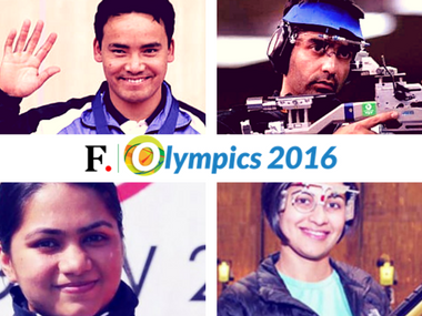 India's chance of claiming a double-digit medal tally at the Rio Olympics will largely depend on the 12-member shooting contingent.