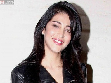 Shruti Haasan: No disagreement with Gautami Tadimalla over Sabaash Naidu