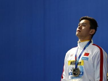 Rio 2016: Chinas Sun Yang looks to swim away from drug, sex scandals towards Olympic records