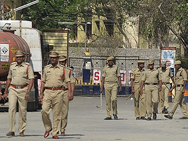 Telangana cop commits suicide, family members claim he was harassed