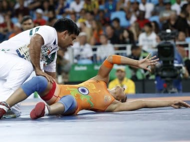 Vinesh Phogats Rio Olympics 2016 campaign cut short by unfortunate knee injury