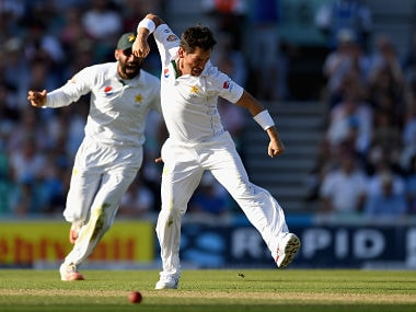 Yasir Shah stars as Pakistan beat England in fourth Test to draw series