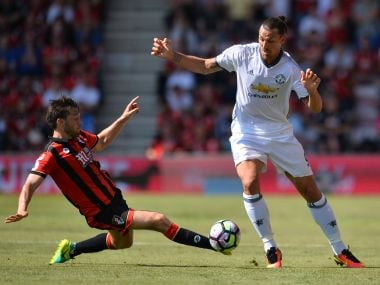 Premier League: Zlatan Ibrahimovic at top of his game, age is just a number, says Jose Mourinho