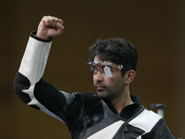 Abhinav Bindra. Reuters