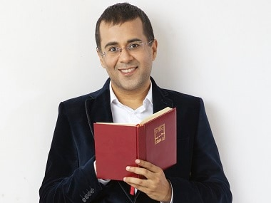 Chetan Bhagat on writing in a female voice, and his new book One Indian Girl