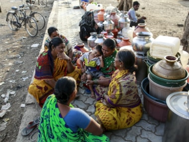 Over 36% of rural scheduled tribes dont have drinking water source at home