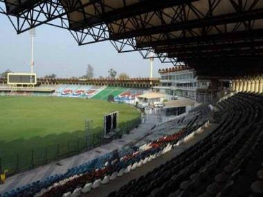 Representational image of Gaddafi stadium. News18