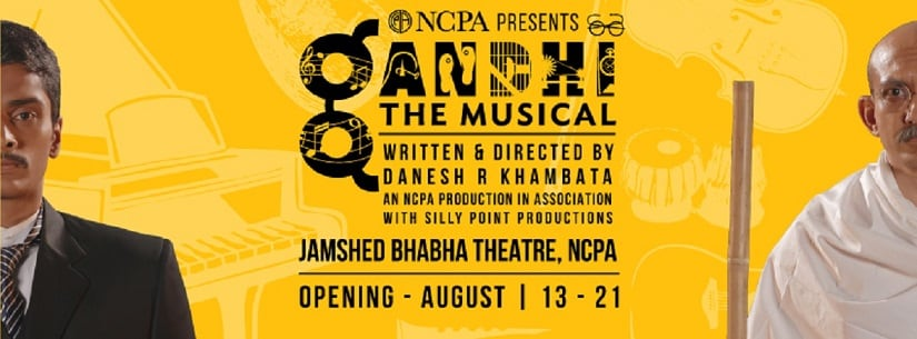 A song for Gandhi: A musical gives a new twist to the story of the Mahatma