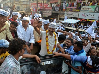 AAPs Kejriwal to kick off European election campaign ahead of Punjab polls