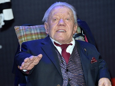 Kenny Baker, the heart and soul of R2-D2 from Star Wars, passes away