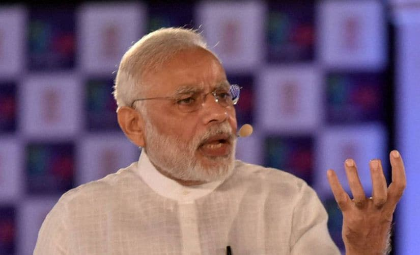 Spontaenous, less-filtered, no media interference: PM Modis townhall idea was a masterstroke