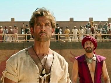 Hrithik Roshan in 'Mohenjo Daro'