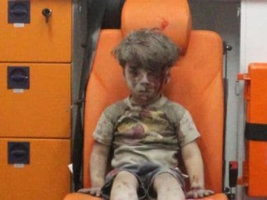 Elder brother of Omran Daqneesh, Syrian boy pictured in Aleppo, dies of his wounds