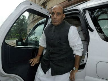 Rajnath Singh to undertake two-day visit to Kashmir, review situation