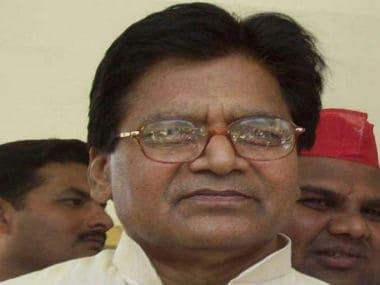 File image of Ramgopal Yadav. CNN-News18