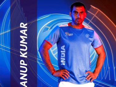 Kabaddi world cup 2016 anup kumars captaincy raiding skills give indian kabaddi captain anup kumar thecheapjerseys